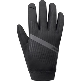 Shimano Wind Control Rękawiczki Mężczyźni, black